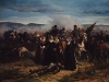 G. Fattori Maria Stuarda al campo di Crookstone 1861