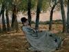 G. Fattori Signora Martelli a Castiglioncello