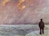 G. Fattori Tramonto sul mare 1890-95