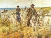 Fattori Bestiame al pascolo