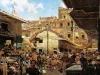 Signorini Mercato Vecchio a Firenze 1882-83