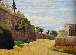 O. Borrani via San Leonardo