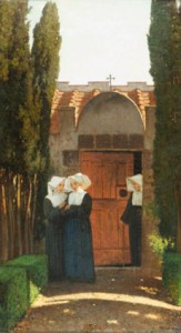 V. Cabianca I segreti de chiostro