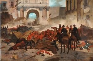 G. Fattori Garibaldi a Palermo