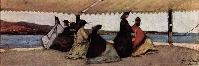 G. Fattori Rotonda dei Bagni Palmieri
