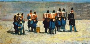 G. Fattori Soldati francesi
