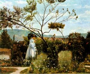 S. Lega Tra i fiori del giardino