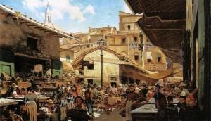 T. Signorini Mercato Vecchio a Firenze