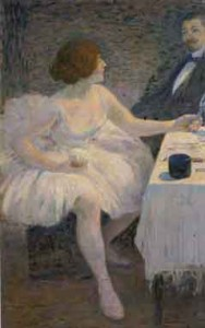 F. Zandomeneghi La ballerina