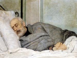 S. Lega Mazzini morente