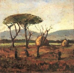G. Bartolena Campagna livornese