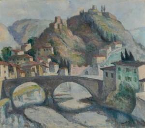 A. Muller Paesaggio