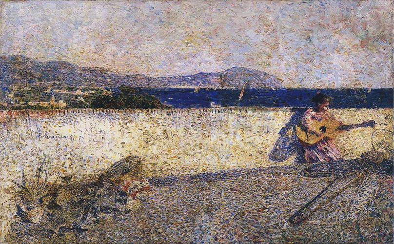 P. Nomellini Il Golfo di Genova o marina ligure
