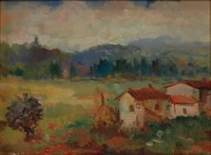 A. Sbrana Case antiche a Bolgheri